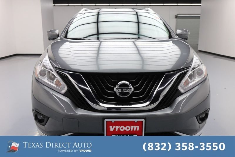 Nationwide Auto Sales >> 2018 NISSAN MURANO, 5N1AZ2MG4JN159732 - Auction Lot (eBay)
