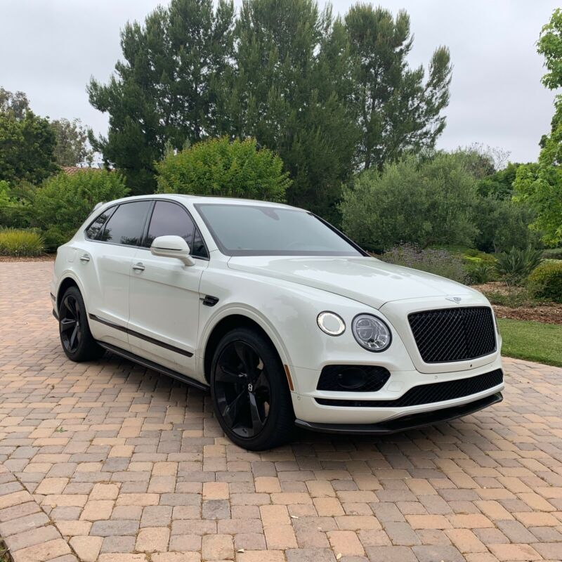 Bentley Bentayga: 2018 BENTLEY BENTAYGA, SJAAC2ZV9JC019931