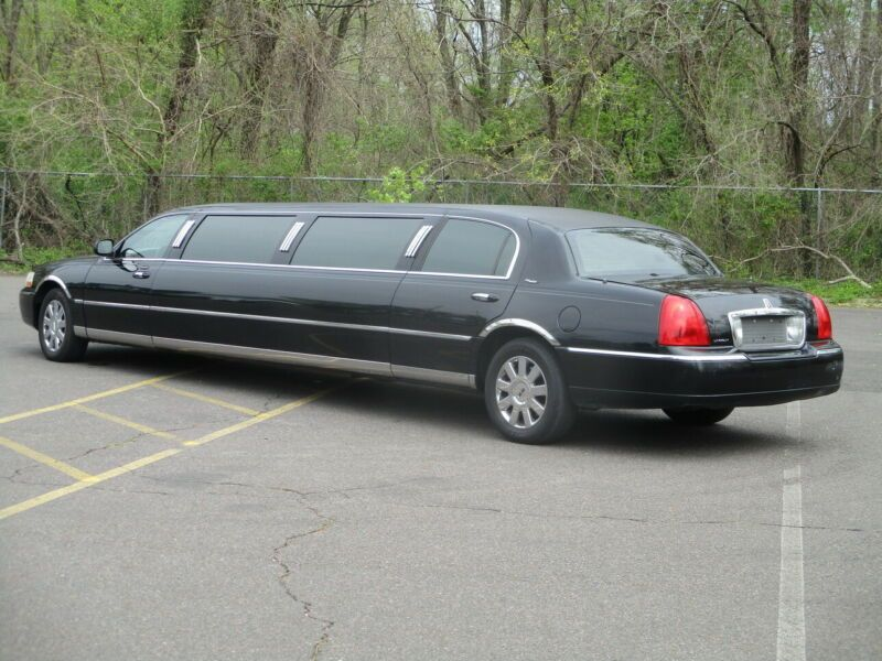 L Fm W Y Lincoln Town Car Af