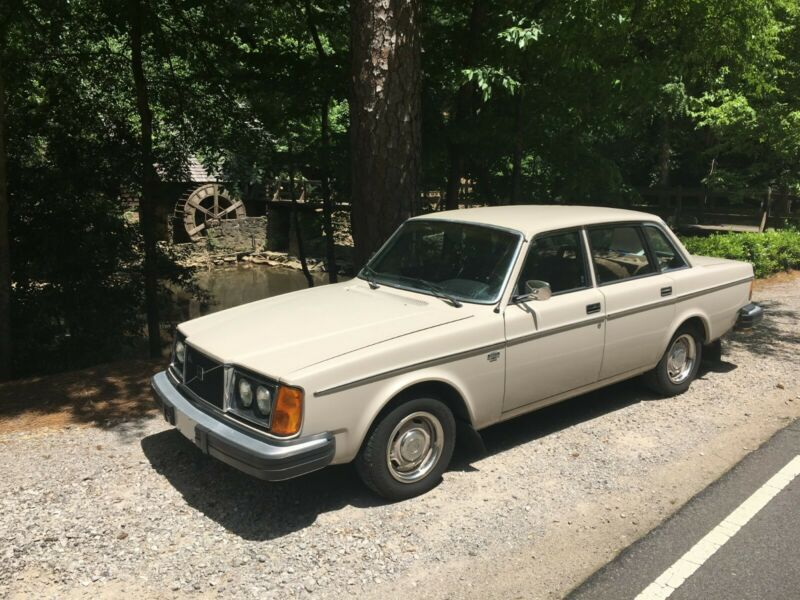 1993 VOLVO 240, YV1AS8808P1479591 - Sale Record