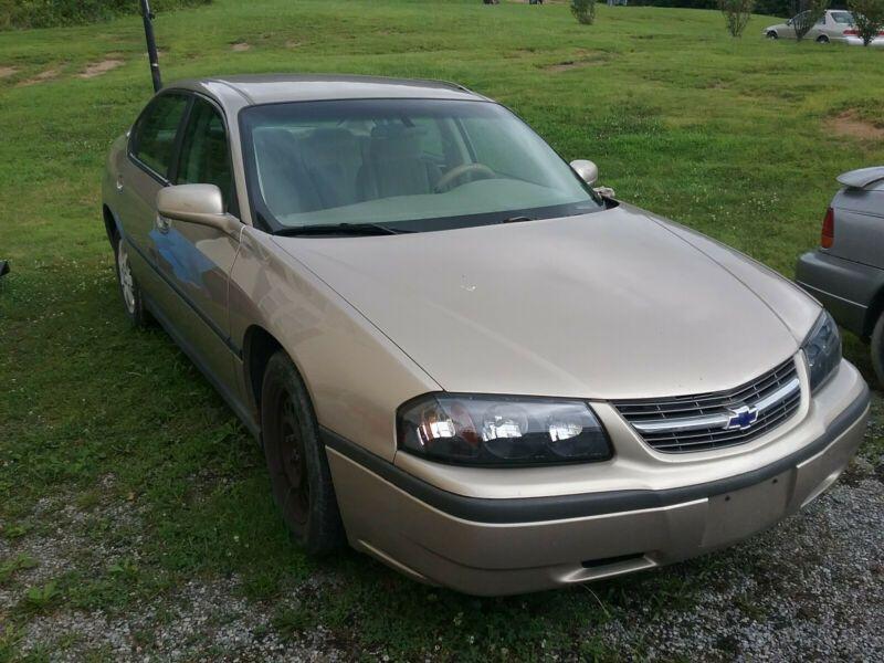 2G1WF52E239331695-2003-chevrolet-impala