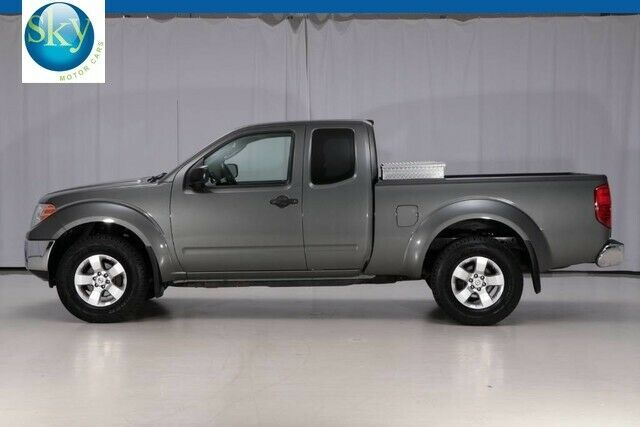 1N6AD06W89C411644-2009-nissan-frontier