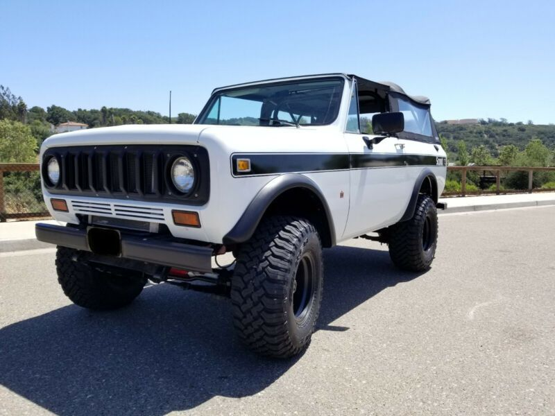 1976 INTERNATIONAL HARVESTER SCOUT, F0062FGD28022 - Sale Record