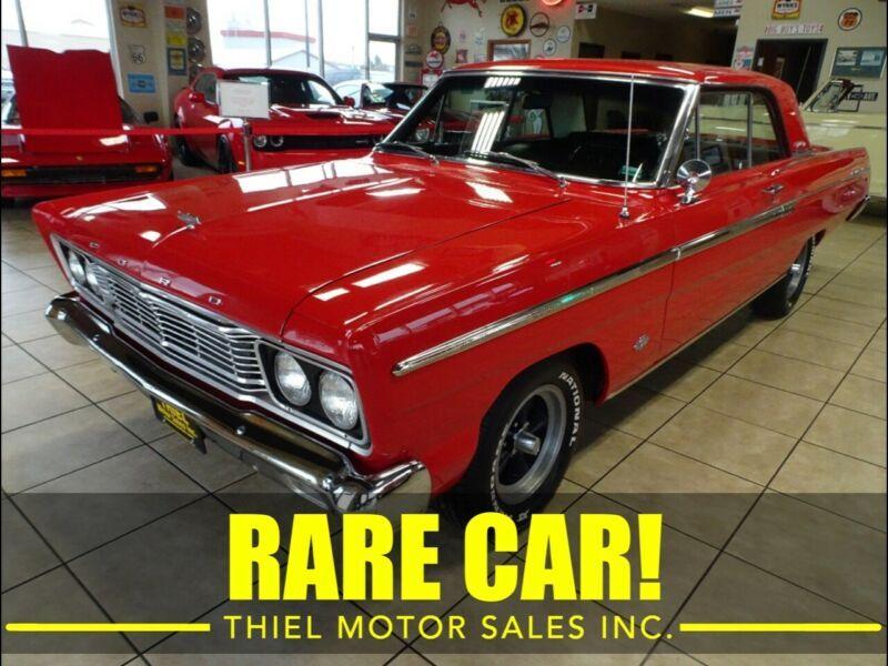 1965 FORD FAIRLANE, 5K47C220077 - Sale Record