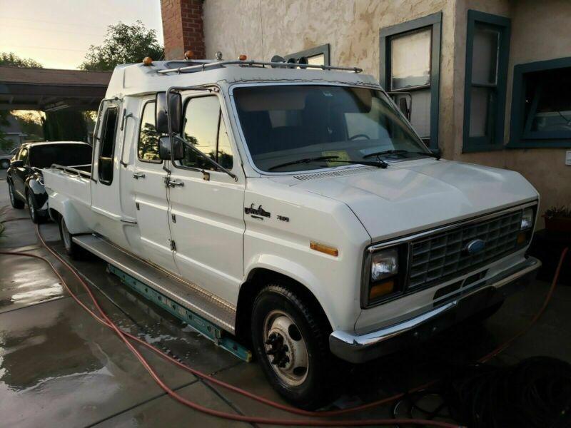 1FDKE3011GHA06711-1986-ford-e-series-van