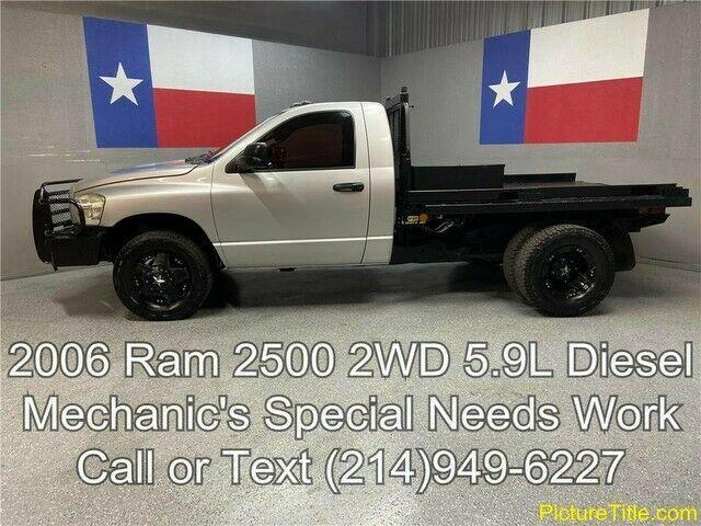 3D7KR26C56G290273-2006-dodge-ram-2500