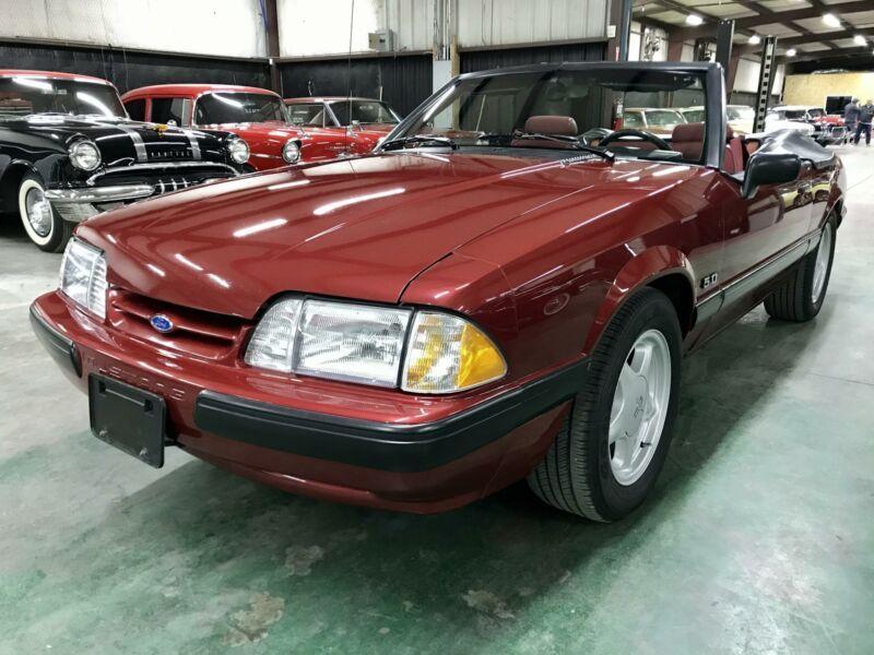 1FACP44E6MF145753-1991-ford-lx-convertible