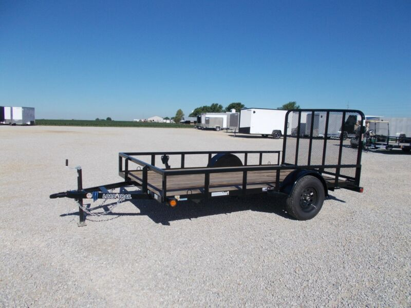 4ZESA121XL1208334-2020-load-trail-12-utility-trailer-12-single-axle-trailer